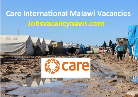 Care International Malawi Vacancies