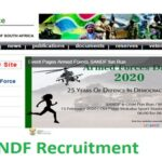SANDF Recruitment