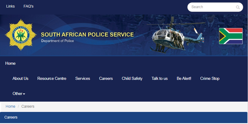 SAPS Vacancies