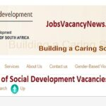 South Africa Department of Social Development Vacancies