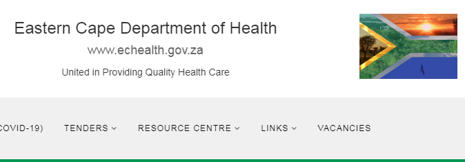ECDOH Vacancies 2021 Jobs in Eastern Cape Department of Health