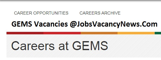GEMS Vacancies 2021 - Jobs in South Africa Government Employees Medical Scheme