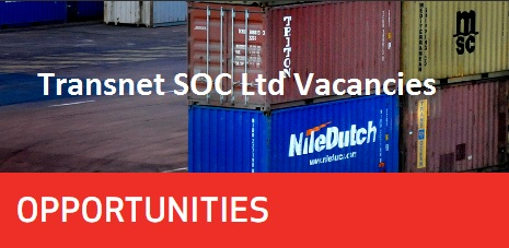 Transnet Vacancies 2021 Application form for Transnet Jobs in South Africa