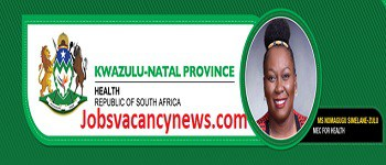 KZN Health Vacancies