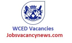 WCED Vacancies
