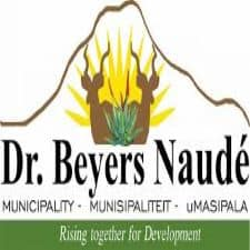 Dr Beyers Naudé Local municipality Vacancies 2021 | Dr Beyers Naudé Local vacancies | Eastern Cape Municipality